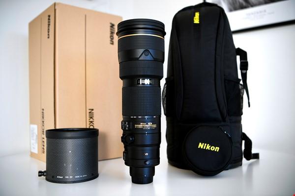 Nikon AF-S 200-400 /4G ED VR II