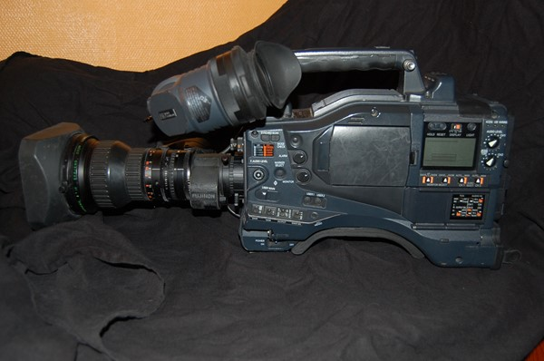 panasonic hpx 2100 p2 kamera