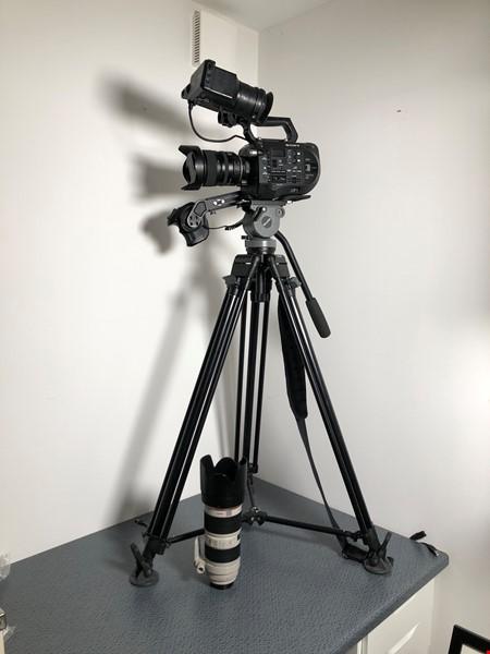 Sony PXW-FS7 kamera kit