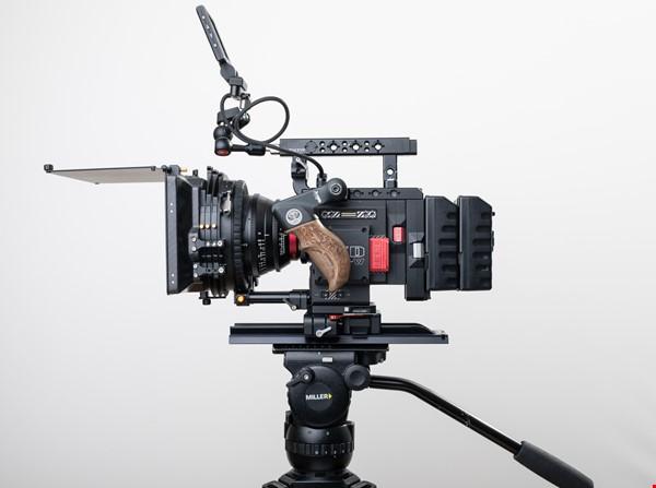 RED EPIC-W HELIUM 8K cinema kit