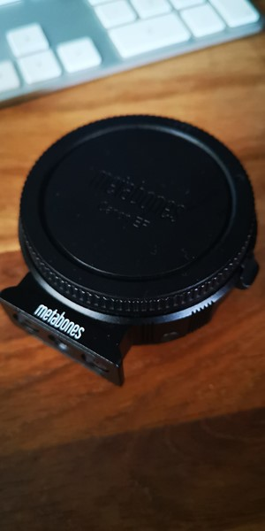 Speedbooster Canon EF - Sony E