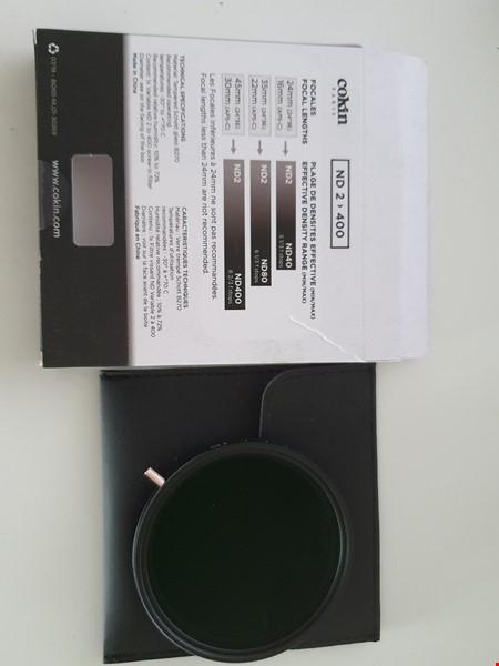 Variabelt ND-filter NDX 2-400 77mm (1-8 Steg)