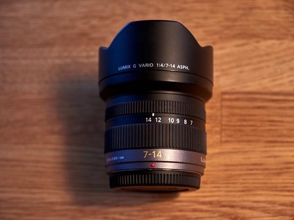 Panasonic Lumix G Vario 7-14mm F4.0