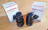 Samyang / Rokinon 16mm & 35mm