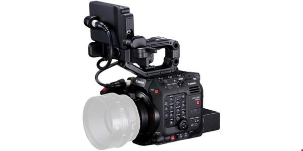 Canon C300 MKIII med EF/PL fattning