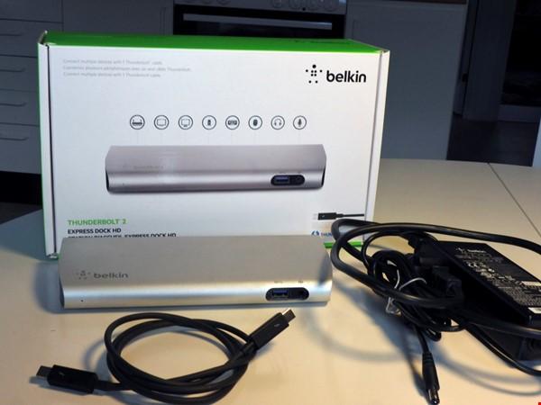 Belkin Thunderbolt 2 Express HD docka