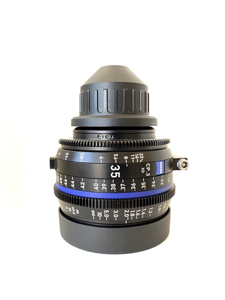Zeiss CP3 35mm XD