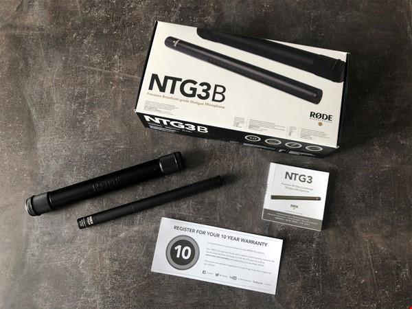 Rode NTG3B