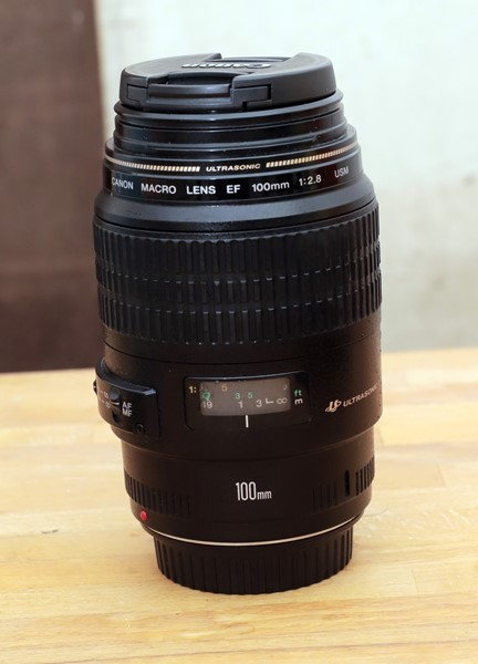 100mm Macro Canon Säljes!