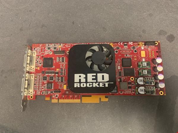 Red Rocket PCI-E card