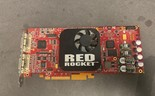 Red Rocket PCI-E card