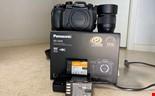 Panasonic Lumix GH5 vlog uppgraderad + 25mm f1.7