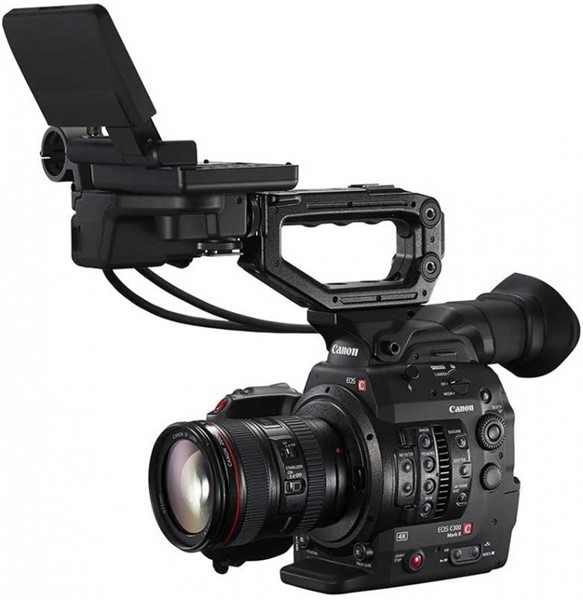 Canon EOS C300 MK II - Komplett Cinekit EF/PL