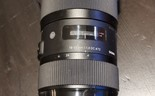 Sigma 18-35mm f/1,8 dc hsm art optik