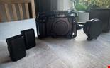 Panasonic Lumix Gh5s + Speedboster ULTRA 0,71x + 8sinn Cage