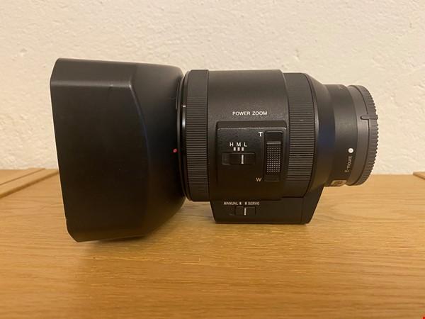 SONY SELP18200 18-200 mm OSS 3,5-6,3