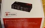 Av Access 4KEX300-F Hdmi 2.0 extender över fiber