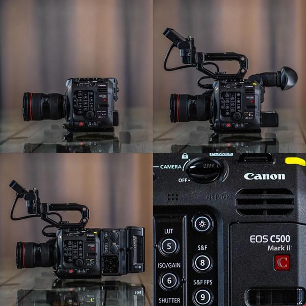 HYR CANON C500 MK II 5.9K KIT