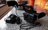 Oanvänd proffskamera Sony FS5 markII