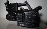 Sony PXW FS5 med RAW-licens + Sony 24 105 objektiv mm