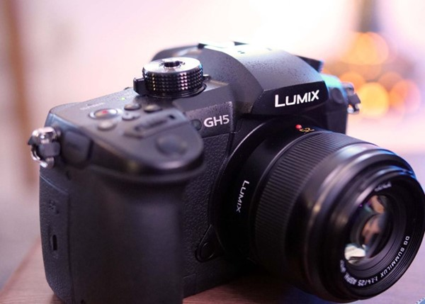 GH5+V-LOG + 2 Objektiv