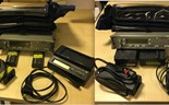 Sound Devices 702 with battery, charger, and Porta Brace Case (2)