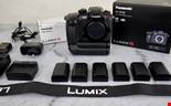 Lumix Panasonic GH5 S kamerahus med batterigrepp mm