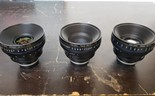 Zeiss Compact Primes 2 Kit - 28,50,85mm EF