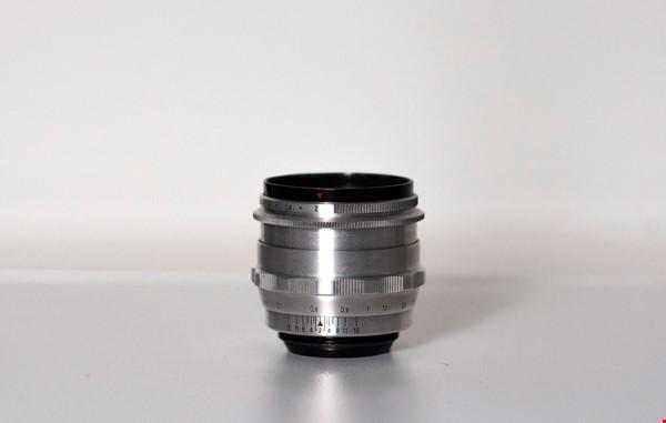 Carl Zeiss Jena Biotar 58mm f2
