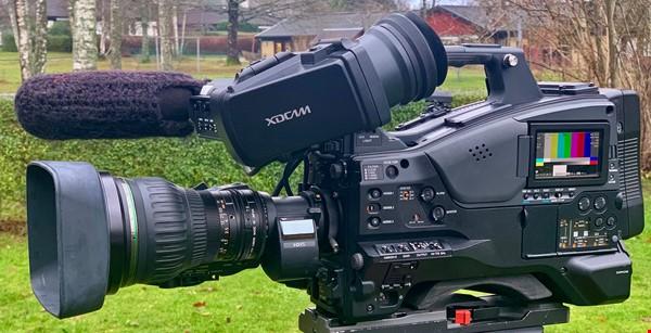 Sony PXW X500