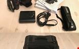 Canon C100 Mark II + väska & extrabatteri