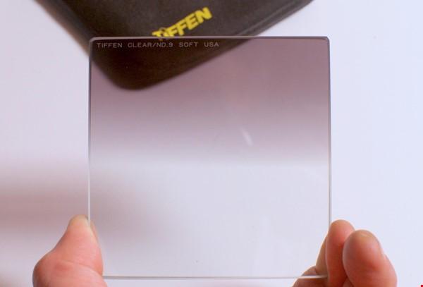 Tiffen 4x4 ND 0.9 grad softedge