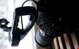 Professionell filmkamera Canon c100