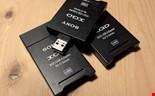 Sony XQD kortläsare
