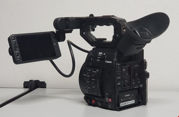 Canon C200 inkl 2 st 512 GB C-fast