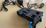 FOTGA DP 500iii batterifäste för Sony, Canon m fl