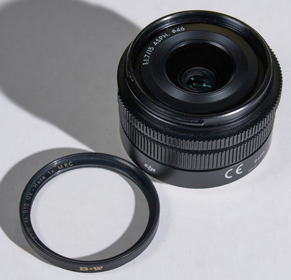 Leica/Lumix/DJI 15mm f1.7