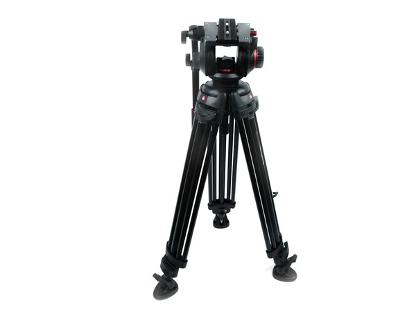 Manfrotto 546 + 504 HD