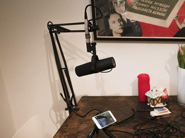 Shure SM7B Mikrofon