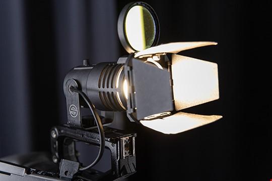 Kameralampa Sachtler Reporter 50H, D-tap