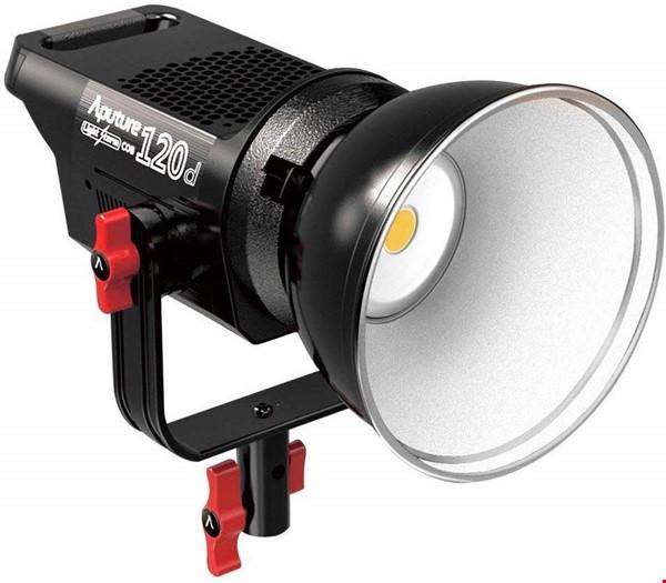 Aputure 120D LED-lampa