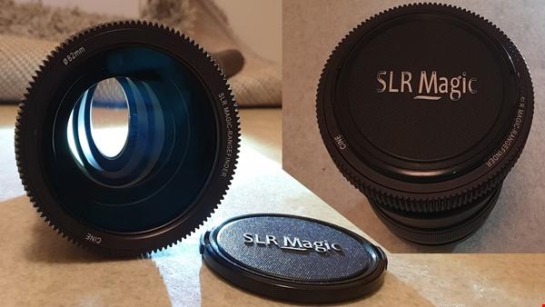 Anamorphic lens adapter