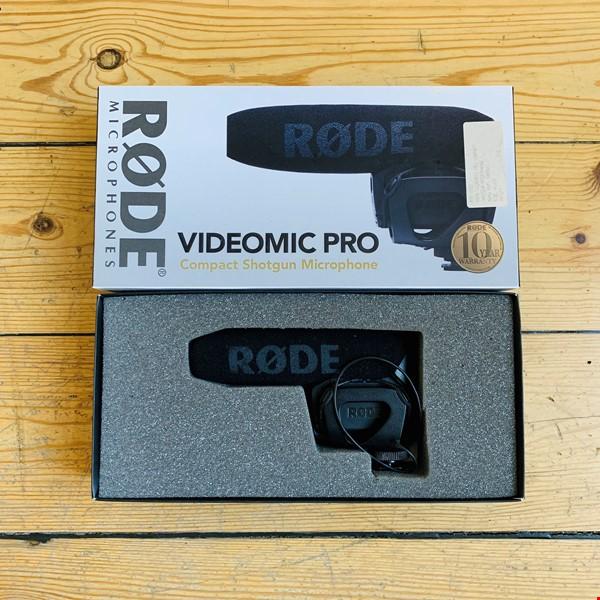 Røde Videomic Pro Shotgun-Mikrofon