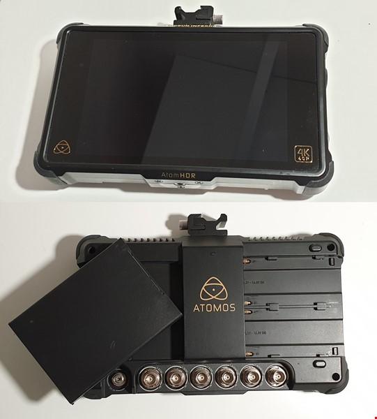 Atomos Shogun Inferno monitor recorder