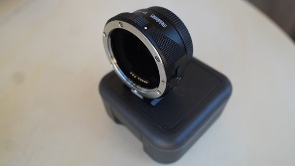 Metabones Canon EF- Sony E mk v