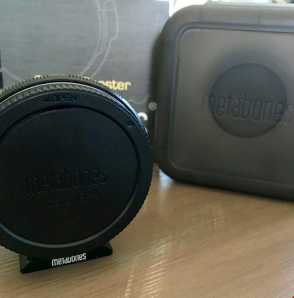 Metabones EF - Micro 4/3 T Speed Booster Ultra