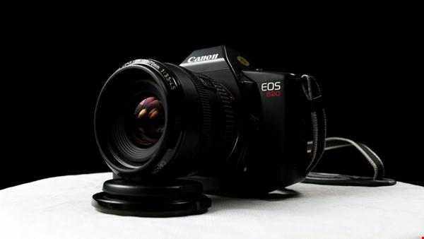 Canon EOS 620 + 35-70mm f/3.5-4.5