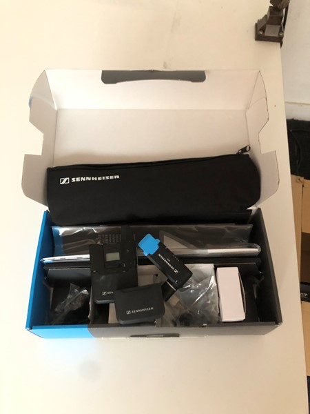 Sennheiser AVX-kit - ME4-mygga