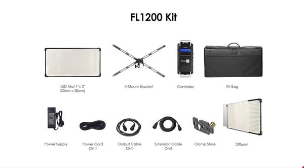 FOMEX FL-1200 - flexible LED kit