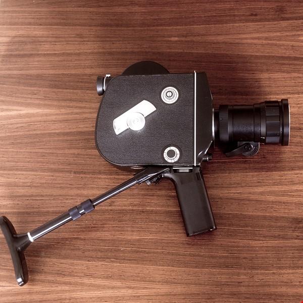 Super 16 kamera - Krasnogorsk + Meteor 1,9/17-69mm